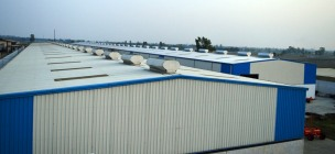 Our Manufacturing Plant Spread Over 7 Acres of Land
