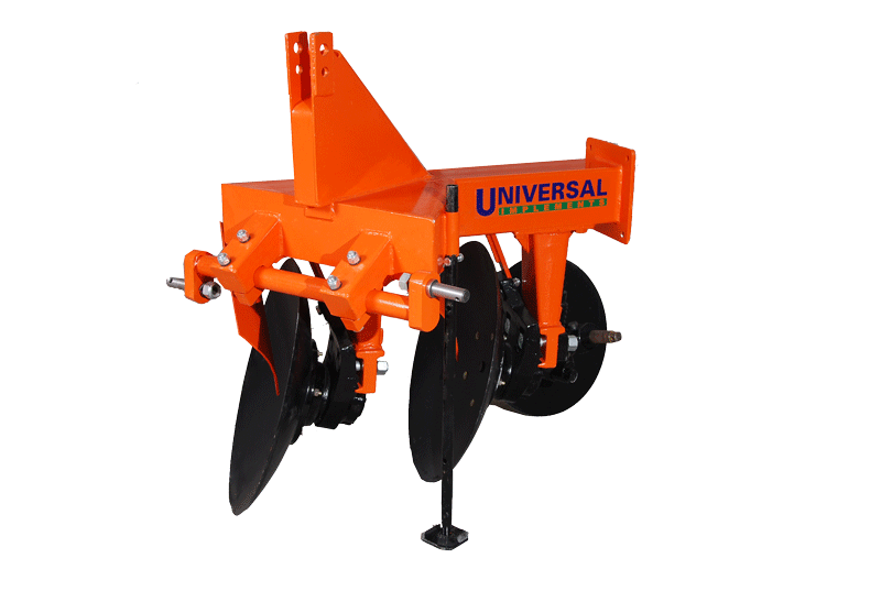 Mounted Disc Plough - Universal Model