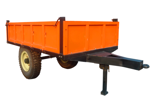 Non-Tipping Trailer
