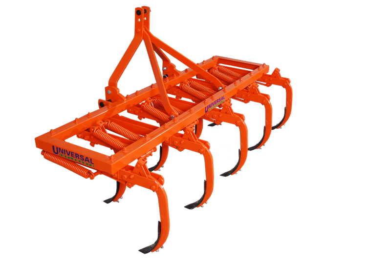Universal Spring Loaded Cultivator